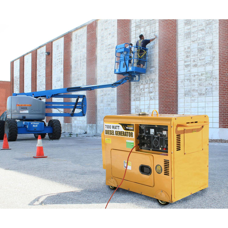 Pro Series Diesel Generator GENSD7