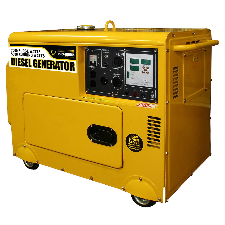 Pro Series Diesel Generator GENSD7D