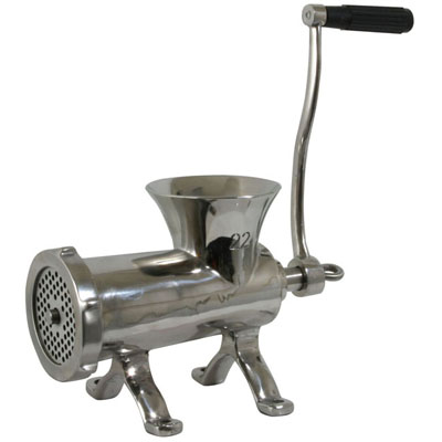 SM07529 #22 Stainless Steel Grinder