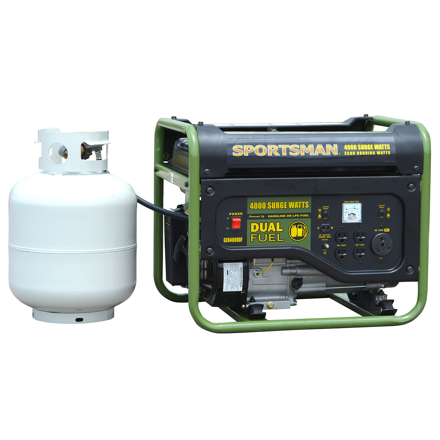 worksheet Generator Wattage Worksheet sportsman 4000 surge watt dual fuel generator 1 2 3