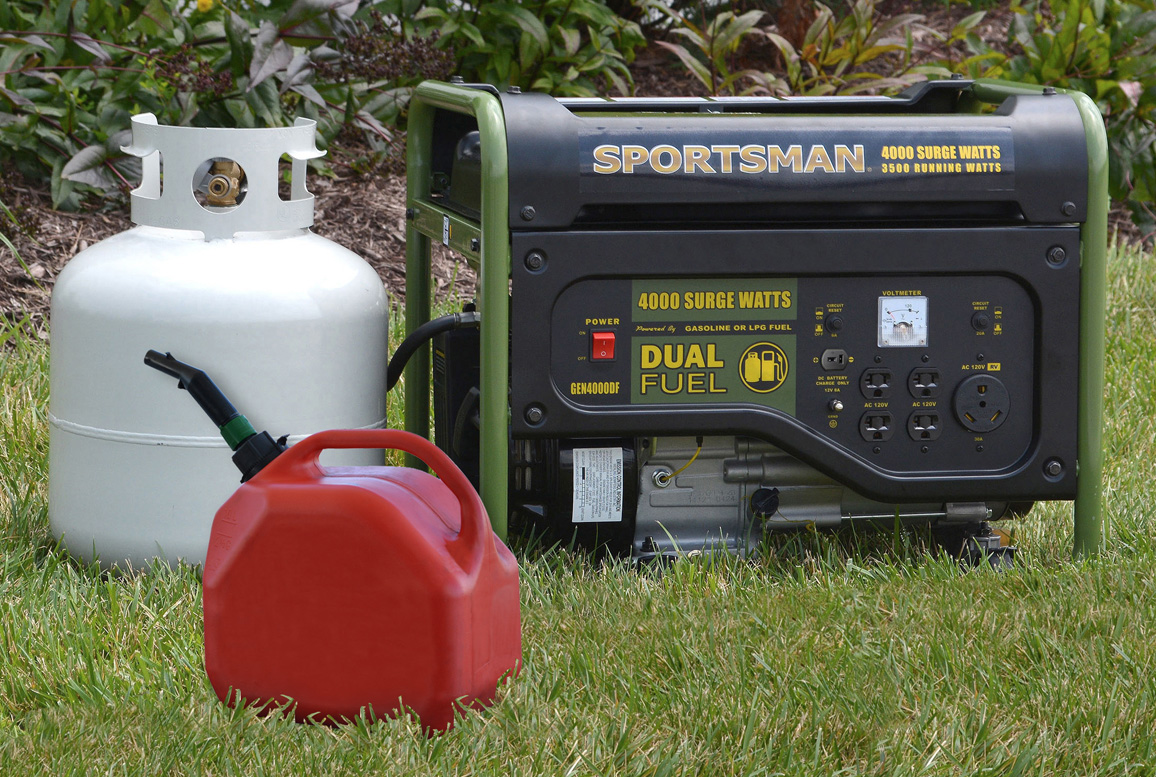 Sportsman Generators