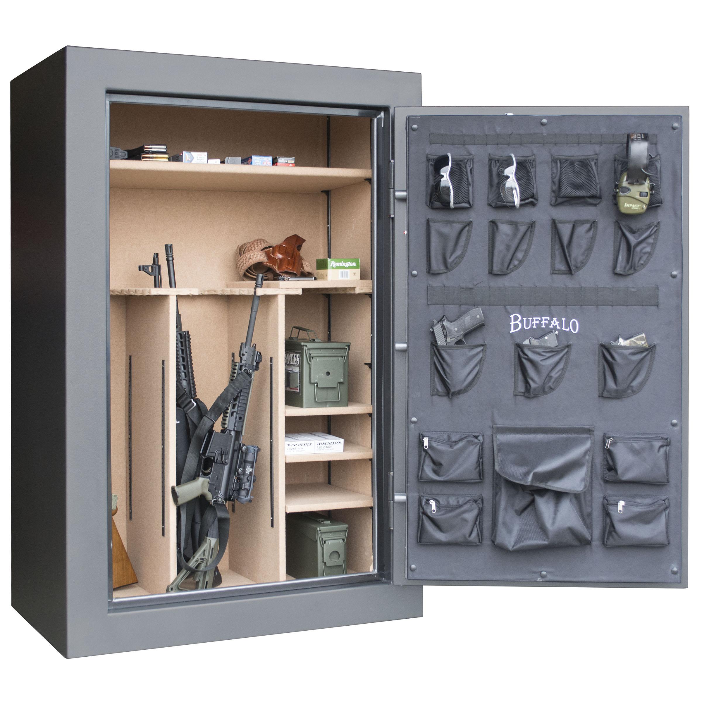 design molle home safe panel doors door ideas gun organizer